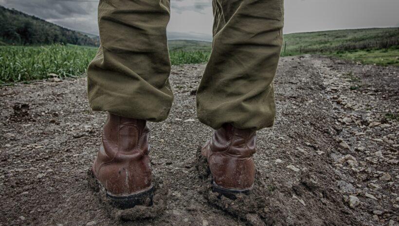 מדרסים לנעלי צבא