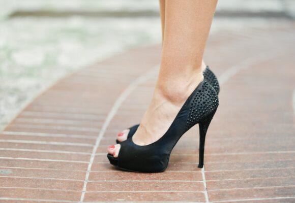 מדרסים לנעלי עקב